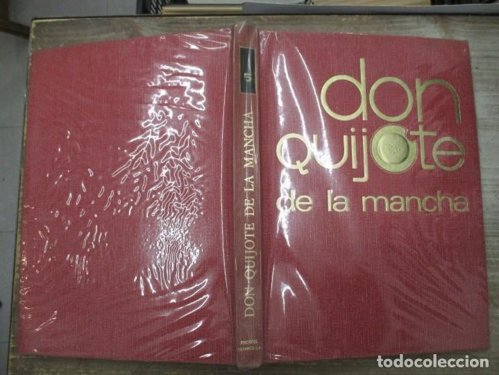 Cómics: DON QUIJOTE DE LA MANCHA - 5 TOMOS - EDICIONES NARANCO - Foto 5 - 178688826