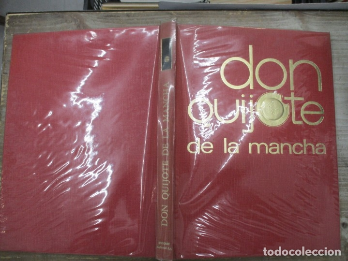 Cómics: DON QUIJOTE DE LA MANCHA - 5 TOMOS - EDICIONES NARANCO - Foto 6 - 178688826