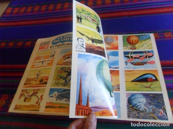 TRINCA Nº 2 CON LOS 24 CROMOS DE LA CONQUISTA DEL CIELO. DONCEL 1970. 25 PTS. DIFÍCIL (Tebeos y Comics - Comics otras Editoriales Actuales)