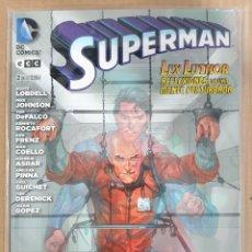 Cómics: SUPERMAN LA LLEGADA DE H' EL N2. Lote 178758798
