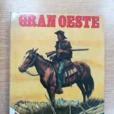 Fumetti: GRAN OESTE EXTRA #1 (NUMEROS 1 A 4) (EDITORIAL GAVIOTA). Lote 178782122