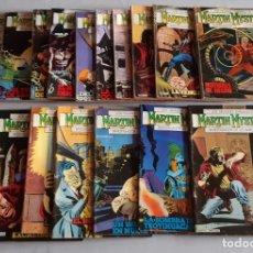 Fumetti: MARTIN MYSTERE - EDICIONES ZINCO / COLECCIÓN COMPLETA (17 NÚMEROS). Lote 178842086