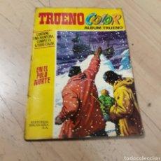 Cómics: TRUENO, ÁLBUM TRUENO, 1970,BRUGUERA, 6. Lote 178891583
