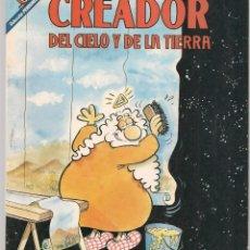 Cómics: EL JUEVES. PENDONES DEL HUMOR. Nº 46. CREADOR DEL CIELO Y DE LA TIERRA. (P/B1). Lote 178891807
