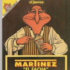 Cómics: EL JUEVES. PENDONES DEL HUMOR. Nº 60. MARTINEZ ¨EL FACHA ¨ . LIMPIA ESPAÑA. (P/B1). Lote 178893432