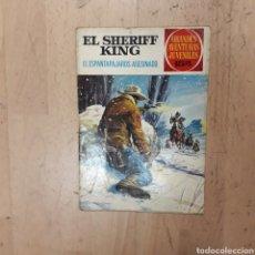 Cómics: EL SHERIFF KING, GRANDES AVENTURAS JUVENILES, 15 PESETAS. Lote 178895176