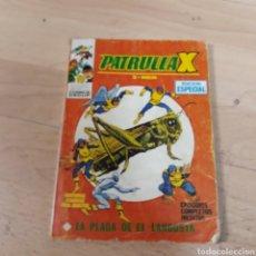 Cómics: PATRULLA.X, VÉRTICE, 11. Lote 178895306