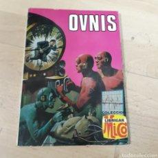 Cómics: OVNIS, COLECCIÓN LIBRIGAR, MICO. Lote 178898058
