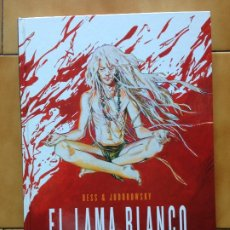 Cómics: EL LAMA BLANCO EDICION INTEGRAL - ALEJANDRO JODOROWSKY Y GEORGES BESS. Lote 178909626