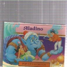 Cómics: ALADINO POP UP. Lote 178935936