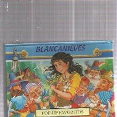 Cómics: BLANCANIEVES POP UP. Lote 178936220