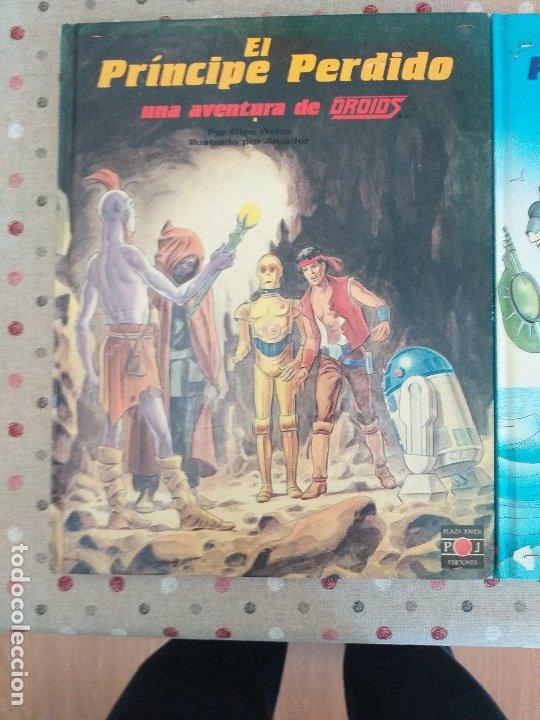 STARWARS: UNA HISTORIA DE DROIS.. 1986 (Tebeos y Comics - Comics Colecciones y Lotes Avanzados)