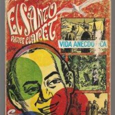 Cómics: EL SANTO PADRE CLARET. VIDA ANECDÓTICA. EDITORIAL COCULSA, BARCELONA, 1971. (C/A52). Lote 178953560