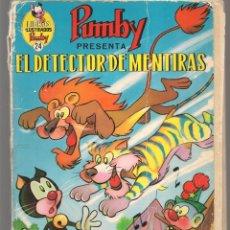 Cómics: LIBROS ILUSTRADOS PUMBY. Nº 24. VALENCIANA. (C/A52). Lote 178954507