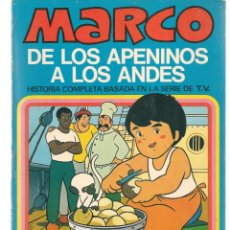 Cómics: MARCO, DE LOS APENINOS A LOS ANDES. Nº 5. ADIOS, FLORINA. BRUGUERA, 1977. (C/A52). Lote 178956513