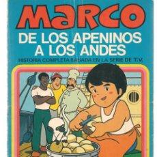 Cómics: MARCO, DE LOS APENINOS A LOS ANDES. Nº 5. ADIOS, FLORINA. BRUGUERA, 1977. (C/A52). Lote 178956705