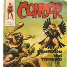 Cómics: CONDOR. Nº 22. LA LLAMADA DEL TIEMPO. EDITORIAL VILMAR, 1974. (C/A52). Lote 178957383