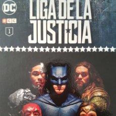 Cómics: LIGA DE LA JUSTICIA COLECCIONABLE SEMANAL 12 TOMOS COMPLETO ECC ENVÍO CERTIFICADO GRATIS A PENÍNSULA. Lote 178962918