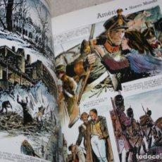 Cómics: HISTORIA VISUAL DE LATINOAMERICA; TOMO IV (PAGS. 385 A 512). Lote 179042357