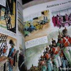 Cómics: HISTORIA VISUAL DE LATINOAMERICA; TOMO V (PAGS. 513 A 656). Lote 179042492