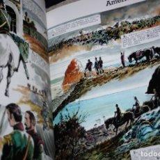 Cómics: HISTORIA VISUAL DE LATINOAMERICA; TOMO VI (PAGS. 657 A 800-FINAL-). Lote 179042635