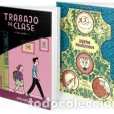 Cómics: NUEVOS ROMÁNTICOS (DE MARC TORICES) / TRABAJO DE CLASE (DE ANA GALVAÑ)- DOS EN UNO,25% DESCUENTO. Lote 179044223
