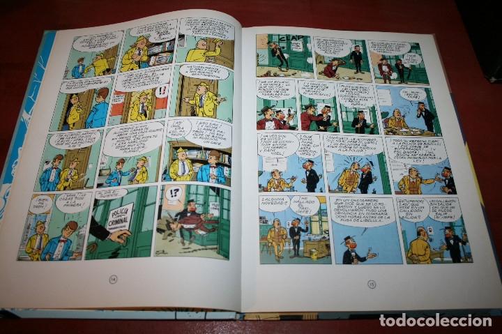 Cómics: GIL PUPILA - LA FUGA DE LIBÉLULA - MILLIEUX - ED.CASALS - 1987 - Foto 3 - 179076947