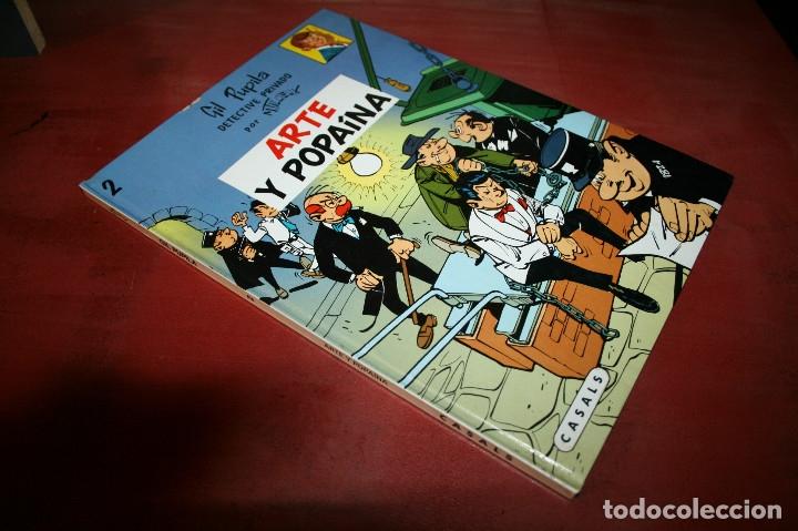 Cómics: GIL PUPILA - ARTE Y POPAÍNA - MILLIEUX - ED.CASALS - 1987 - Foto 6 - 179077005