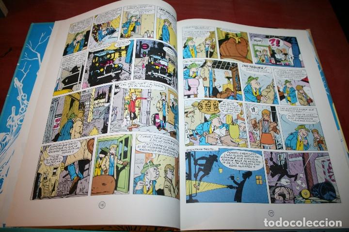 Cómics: GIL PUPILA - EL PASO DEL AHOGADO - MILLIEUX - ED.CASALS - 1987 - Foto 3 - 179077070