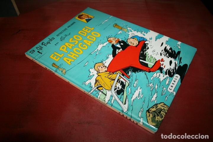Cómics: GIL PUPILA - EL PASO DEL AHOGADO - MILLIEUX - ED.CASALS - 1987 - Foto 5 - 179077070
