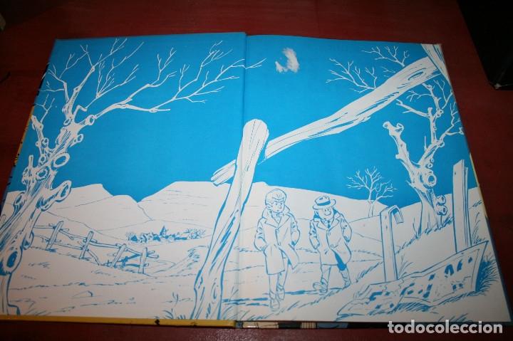 Cómics: GIL PUPILA - LOS BARCOS DEL CREPÚSCULO - MILLIEUX - ED.CASALS - 1987 - Foto 2 - 179077113