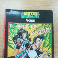 Cómics: EL ARBOL DEL PRRRO (VOSS) (METAL HURLANT COLECCION NEGRA #8). Lote 179077318