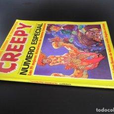 Cómics: CREEPY (1979, TOUTAIN) EXTRA 3 · 1981 · NUMERO ESPECIAL. Lote 179093745