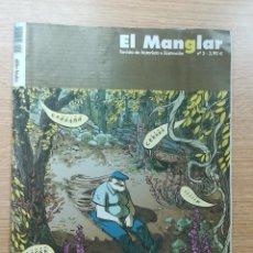 Cómics: EL MANGLAR #3 (DIBBUKS). Lote 179107693