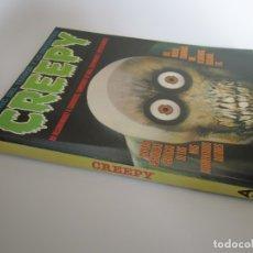 Cómics: CREEPY (1990, TOUTAIN) -SEGUNDA EPOCA- RETAPADO : 1, 2 Y 3 · 1990 . Lote 179107791