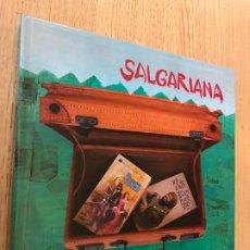 Cómics: SALGARIANA - SEMANA NEGRA 2005 - A QUEMARROPA. Lote 179138240