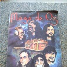 Cómics: MAGO DE OZ -- CUENTOS DE SATANIA -- MONICA RODRIGUEZ -- COMIC 2001 --. Lote 205821988