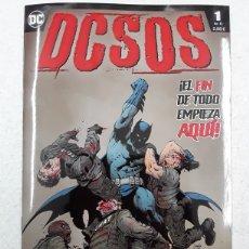 Cómics: DISCOS 1 (DE 6) (GRAPA) - TAYLOR, HAIRSINE, HARREN - ECC CÓMICS. Lote 179226273
