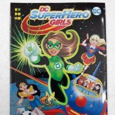Cómics: DC SUPERHERO GIRLS. EN EL ESPACIO EXTERIOR - ECC CÓMICS / KODOMO. Lote 179226588
