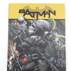 Cómics: BATMAN 4. YO SOY BANE - KING, FINCH, GERADS, MANN - ECC CÓMICS. Lote 179226876