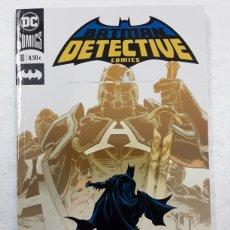 Cómics: BATMAN DETECTIVE COMICS 18 - TOMASI, WALKER - ECC CÓMICS. Lote 179229173