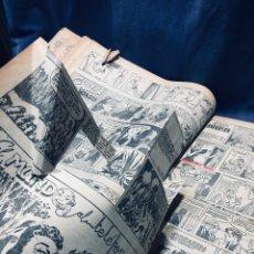 Comics : 29 AVENTURAS Y AMENIDADES DE LA PRENSA INICIOS DE F IBAÑEZ TOUTAIN GRAU SEGURA IBARRA 1954. Lote 179234022