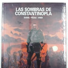 Cómics: LAS SOMBRAS DE CONSTANTINOPLA - DUVAL, PÉCAU, YANA - PONENT MON. Lote 179389351