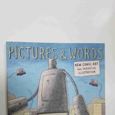 Cómics: BELL AND SINCLAIR: PICTURES AND WORDS: NEW COMIC ART AND NARRATIVE ILLUSTRATIONS. YALE UNIVERSIT.... Lote 179404570