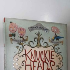 Cómics: CHRONICLE BOOKS: KNUCKLE HEADS - HANDSEL AND GRETEL, HANDERELLA, THUMBELINA, NOSE WHITE. Lote 179404593