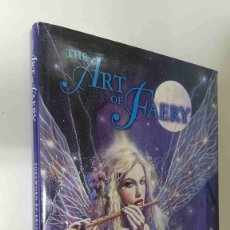 Cómics: PAPER TIGER: THE ART OF FAERY. FOREWORD BY BRIAN FROUD, PRESENTED BY DAVID RICHE. ILLUSTRATORS: .... Lote 179404621