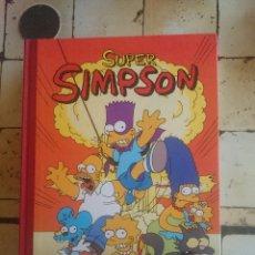 Cómics: SUPER SIMPSON N 1.. Lote 179533105