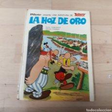 Cómics: ASTÉRIX, LA HOZ DE ORO, PILOTE, BRUGUERA 36. Lote 179537533