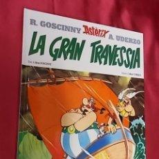 Cómics: ASTÉRIX LA GRAN TRAVESIA. Nº 22. SALVAT. EN CATALÀ. Lote 179558157