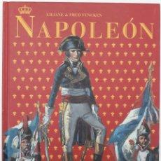 Cómics: NAPOLEÓN, LILIANE Y FRED FUNCKEN (ED. PONENT MON, 2015). Lote 179865523